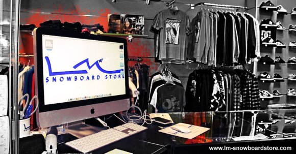 01 580x303 Intervista ai ragazzi di LM Snowboard Store, un negozio dal cuore Think Different