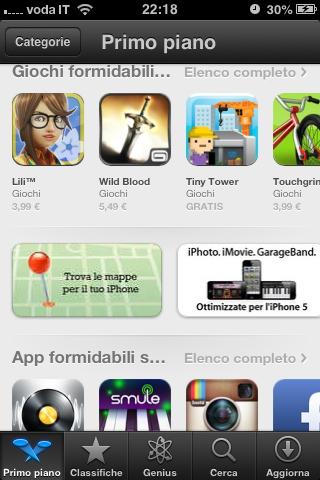 foto 1 Raccolta App di Mappe nellApp Store, a pochi giorni dalla lettera di scuse di Tim Cook su Apple Maps