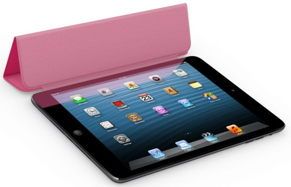 ipad mini 08 580x373 Il nuovo Apple iPad mini è realtà, ecco il piccolo tablet della mela
