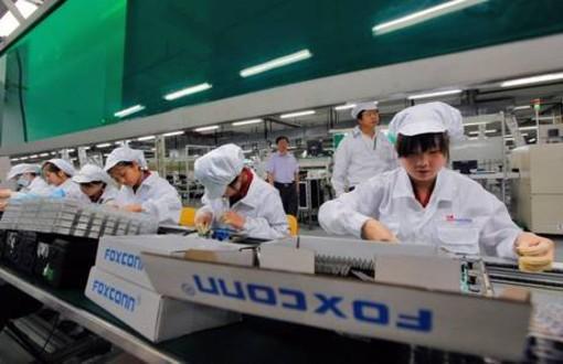 foxconn catenadimontaggio Prodotti Apple futuri potrebbero essere costruiti in America?