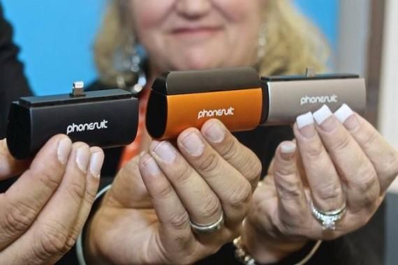 Flex di PhoneSuit CES 2013: Ecco le incredibili novità per i nostri amati dispositivi Apple [Parte 5]