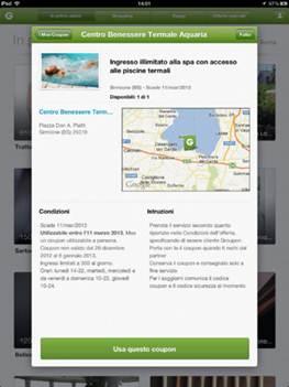 image004 Groupon HD per iPad, aggiornamento alla versione 1.5