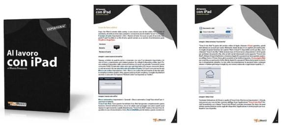 lavoro ipad 580x260 Al lavoro con iPad, eBook di Marco Freccero, 90 pagine