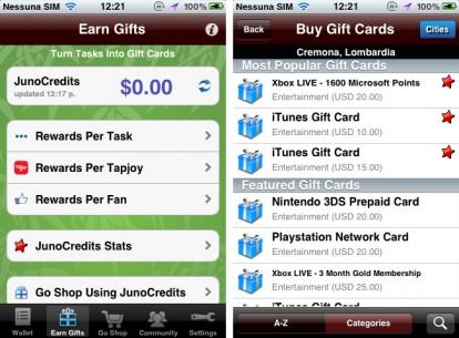 BambooWallet Guadagnare scaricando app? E possibile.. Con iOS (e Android)