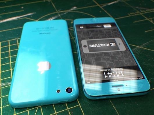 110591 530x397 iPhone 5s ed iPhone low cost: Ecco due concept creati da Martin Hajek
