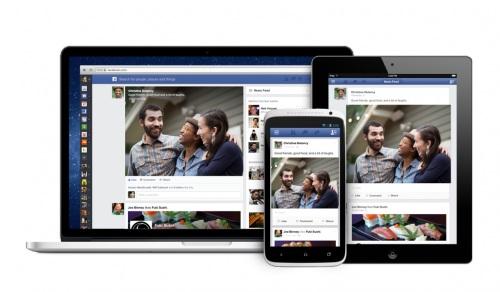 La nuova grafica di Facebook Notizie (e pubblicità) più chiare e in evidenza con la nuova grafica di Facebook