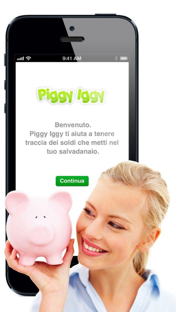 iPhone5 BB it 580x1029 Piggy Iggy, il salvadanaio per iPhone diventa gratuito
