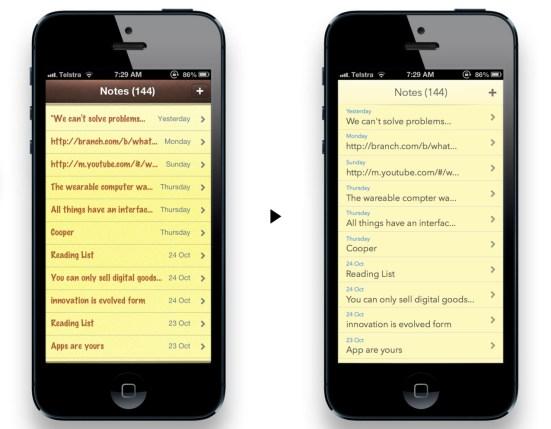 tumblr mcw1qy034n1ro8kemo1 r4 1280 Jonathan Ive vuole un design più piatto e minimal per iOS 7
