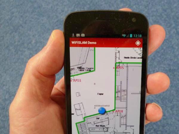 wifislam app Apple acquisisce WiFiSLAM per evolvere le Mappe di iOS