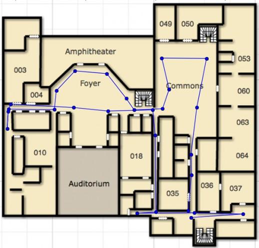 wifislam1 Apple acquisisce WiFiSLAM per evolvere le Mappe di iOS