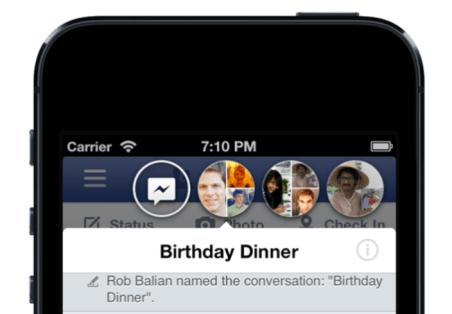 Facebook iOS Facebook per iOS si aggiorna per correggere i bug della versione 6.0