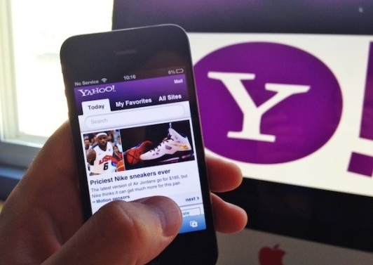 Yahoo Apple Yahoo! e Apple stanno valutando una partnership più ampia per iOS?