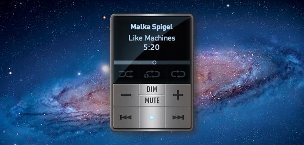 Fidelia Screenshot Ascoltare musica su Mac: 6 valide alternative ad iTunes