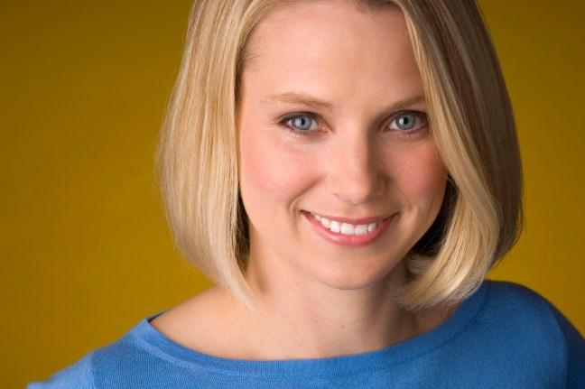 Marissa Mayer -  CEO di Yahoo