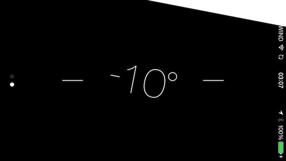 Bussola Livella in iOS 7 Quali sono i tweak e le applicazioni che andranno in pensione con iOS 7?