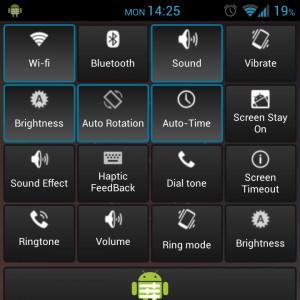 Control Panel di Android Quali sono le funzioni che iOS 7 dovrebbe prendere da Android?