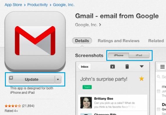 Screenshot App Store Come sarà iOS 7? Piccoli indizi forse trapelano direttamente da Apple