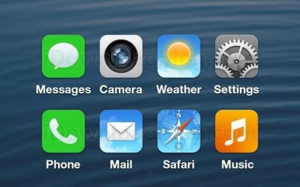iOS 7 Sonny Dickson 620x387 Come sarà iOS 7? Piccoli indizi forse trapelano direttamente da Apple