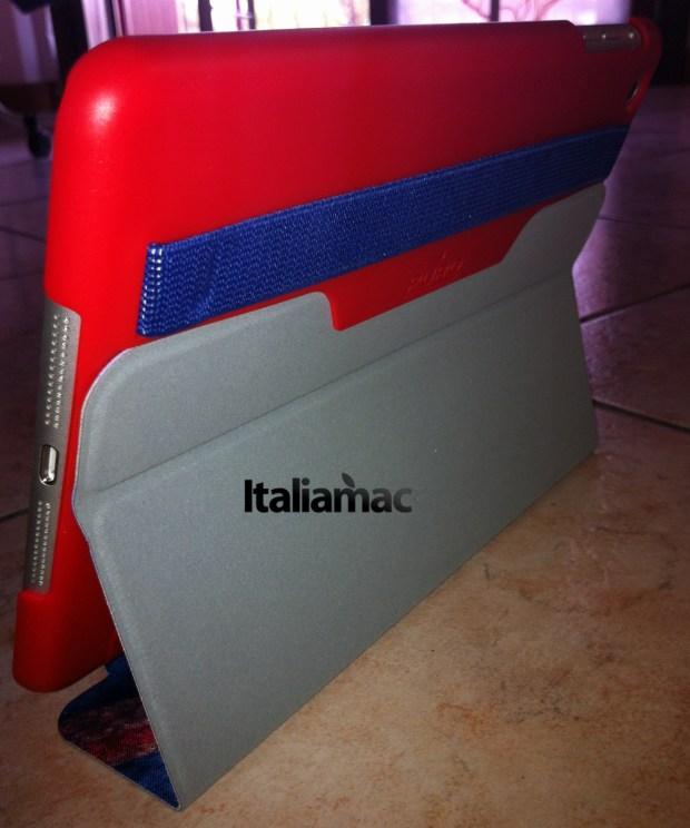 Custodia Flag Zeta Slim iPad Mini di Puro - Retro Supporto
