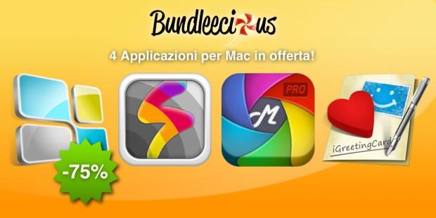 bundleecious softeasebundle 620x310 Ultime 24 ore! Bundleecious, bundle per Mac dedicato allediting fotografico