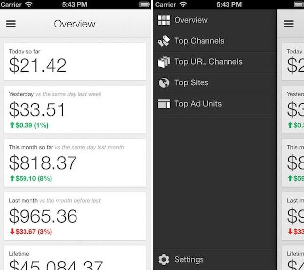 adsense iphone italiamac AdSense, scopriamo la nuova app ufficiale per iPhone