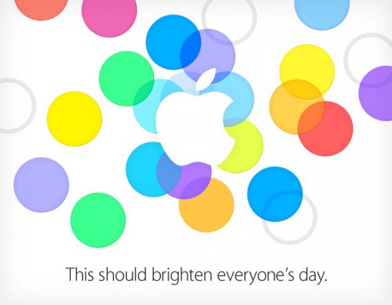 Evento Apple 10 Settembre 2013 La luce di Cupertino illuminerà due nuovi iPhone? Apple ufficializza levento del 10 settembre