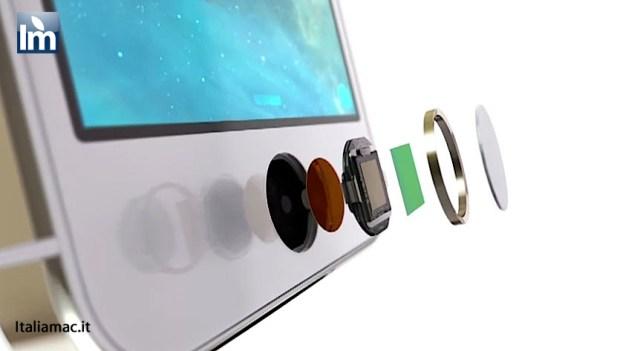 Touch ID 05 620x351 Touch ID, il sistema di sicurezza basato su impronte digitali che equipaggia liPhone 5s (Video e foto)