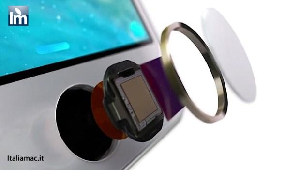 Touch ID 07 620x351 Touch ID, il sistema di sicurezza basato su impronte digitali che equipaggia liPhone 5s (Video e foto)