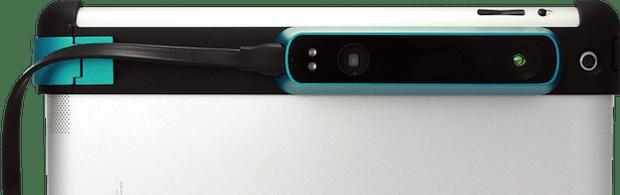b3c2dd10d1bdff97c4a8ea10e4fab888 large Structure Sensor, la cattura di ambienti 3D su iPhone e iPad sarà realtà