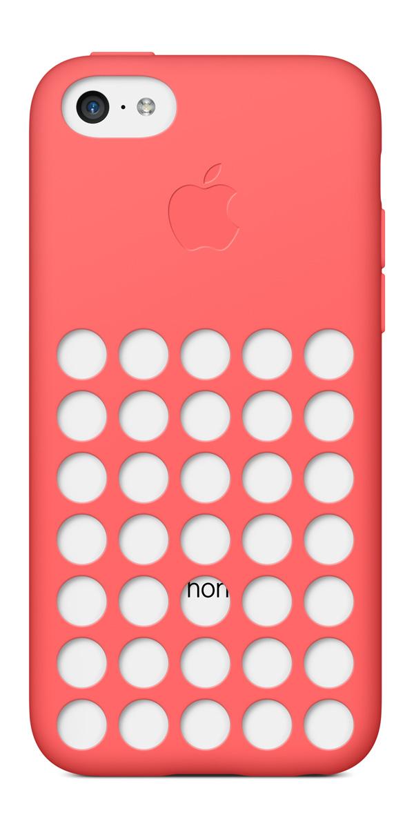 cases gallery back white pink [Galleria] Apple presenta il nuovo iPhone 5c, diamo uno sguardo al nuovo stile colorato made in Cupertino