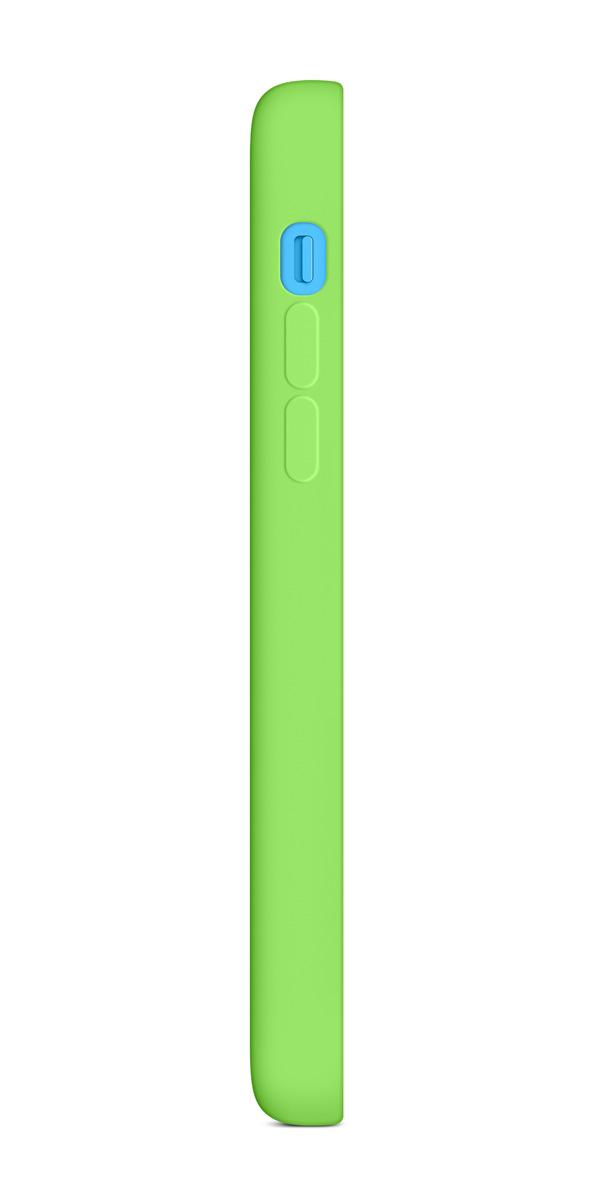 cases gallery side blue green [Galleria] Apple presenta il nuovo iPhone 5c, diamo uno sguardo al nuovo stile colorato made in Cupertino