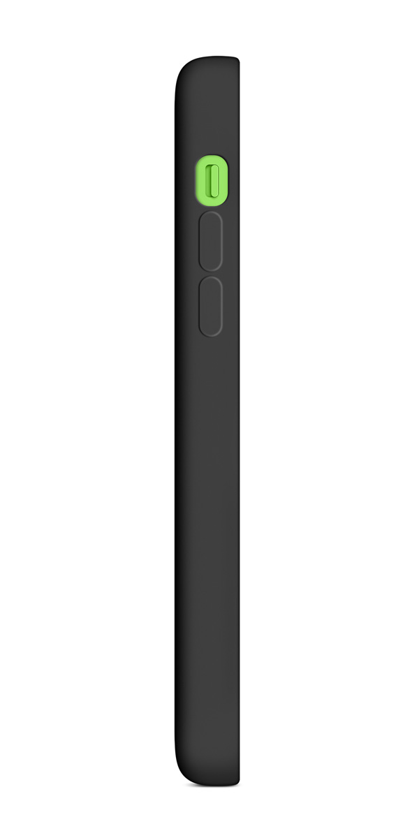 cases gallery side green black [Galleria] Apple presenta il nuovo iPhone 5c, diamo uno sguardo al nuovo stile colorato made in Cupertino