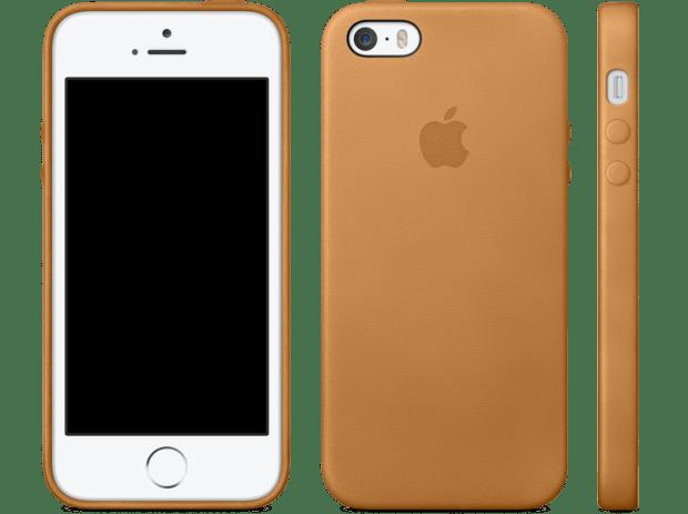 cases gallery silver brown 620x463 [Galleria] Ecco il nuovo iPhone 5s, guardiamo da vicino il gioiellino presentato da Apple