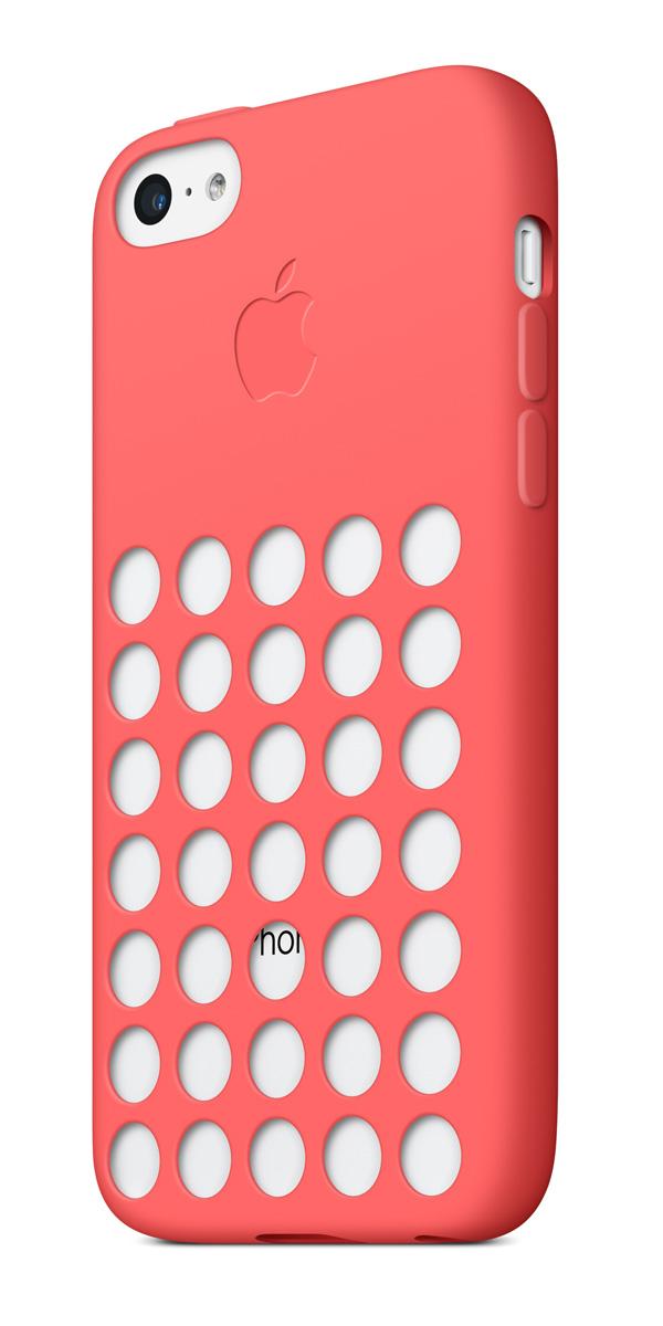 cases gallery threequarterback white pink [Galleria] Apple presenta il nuovo iPhone 5c, diamo uno sguardo al nuovo stile colorato made in Cupertino