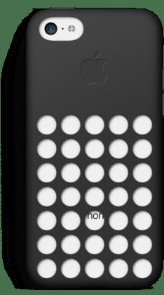 cases image white black [Galleria] Apple presenta il nuovo iPhone 5c, diamo uno sguardo al nuovo stile colorato made in Cupertino