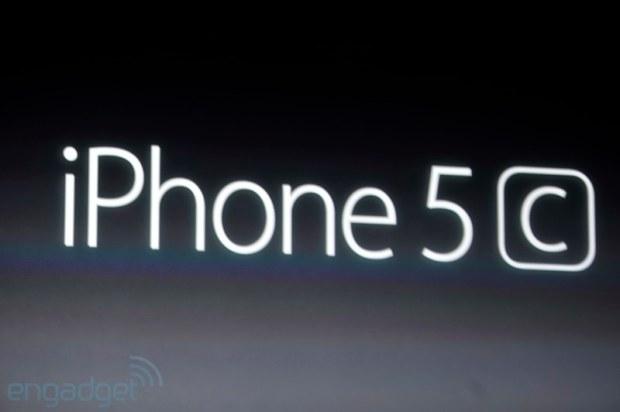 iphone2013 0064 620x412 Le prime foto del nuovo iPhone 5c, in diretta dallevento di Cupertino di oggi
