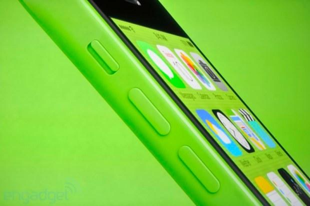iphone2013 0070 620x412 Le prime foto del nuovo iPhone 5c, in diretta dallevento di Cupertino di oggi
