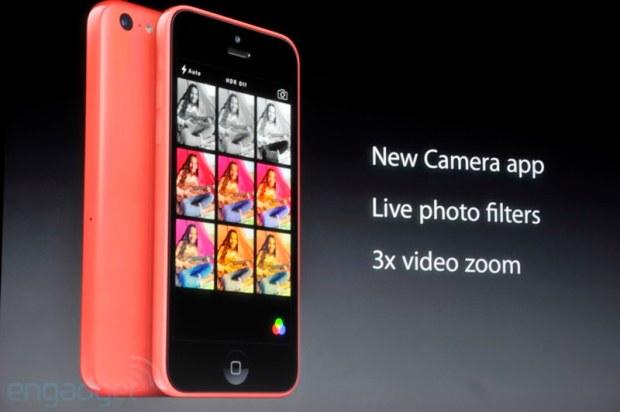 iphone2013 0082 620x412 Le prime foto del nuovo iPhone 5c, in diretta dallevento di Cupertino di oggi