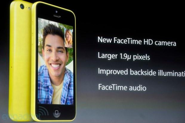 iphone2013 0083 620x412 Le prime foto del nuovo iPhone 5c, in diretta dallevento di Cupertino di oggi