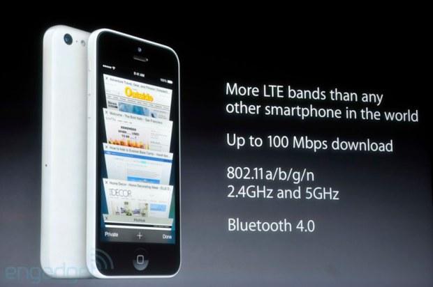 iphone2013 0084 620x412 Le prime foto del nuovo iPhone 5c, in diretta dallevento di Cupertino di oggi