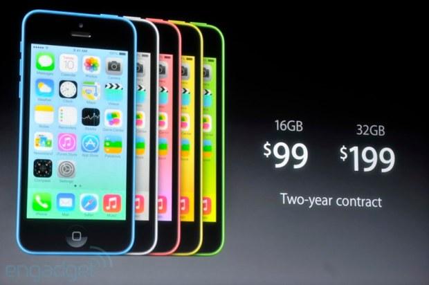 iphone2013 0086 620x412 Le prime foto del nuovo iPhone 5c, in diretta dallevento di Cupertino di oggi
