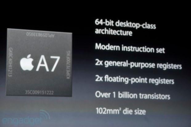 iphone2013 0149 620x412 Le prime immagini del nuovo iPhone 5s, in diretta dallevento di Cupertino di oggi
