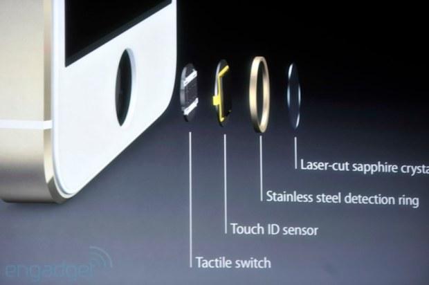 iphone2013 0205 620x412 Sul nuovo iPhone 5s il sistema di riconoscimento delle impronte digitali, le prime immagini