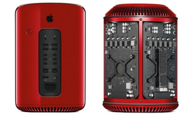 MacPro Red 620x371 Una speciale versione del Mac Pro (RED) per combattere lAIDS
