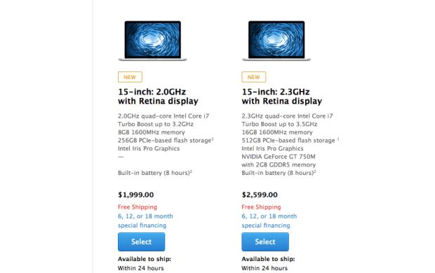Schermata 2013 10 22 alle 21.24.01 620x390 Macbook Pro e Mac Pro, confermate le nuove generazioni desktop made in Cupertino