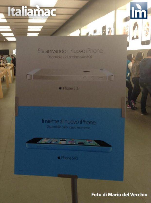 iphone5s campania 02 620x830 Italiamac allApple Store Campania per i nuovi iPhone, qualche foto