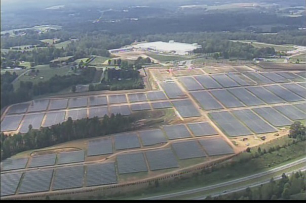 %name Apple Data Center, quello nel Nord Carolina è alimentato solo dal sole