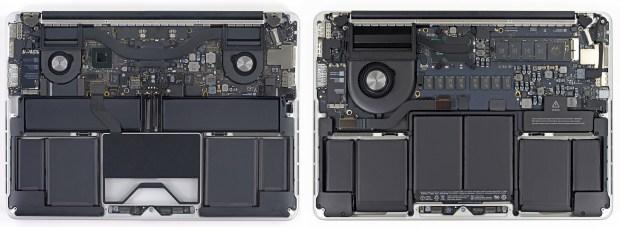 MacBookPro New Old 620x227 Il nuovo MacBook Pro: un concentrato di potenza a un prezzo interessante