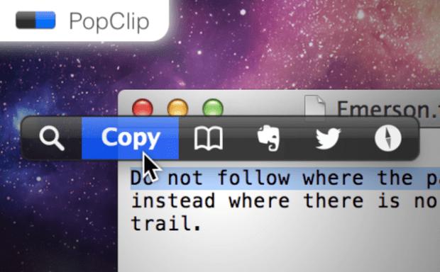 PopClip 620x384 The Black Friday Mac Bundle di StackSocial: 11 app per Mac scontate dell88%