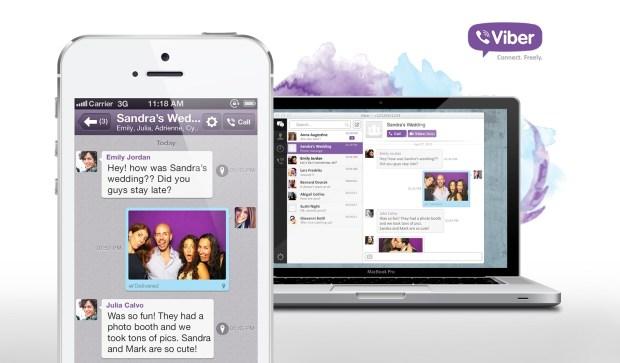 Viber 620x363 Viber per iOS si aggiorna ed introduce la funzione Hold and Talk